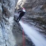 abseilen canyoning mayrhofen