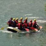 Advantage Rafting Imsterschlucht - Clearwater Zillertal