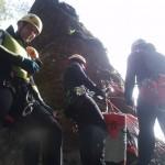 canyoning rafting tirol