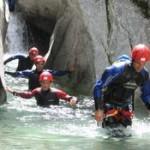 mayrhofen zillertal canyoning