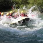 Ötztaler Ache Rafting Zillertal