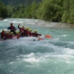 Ötztaler Ache Rafting Zillertal Tirol