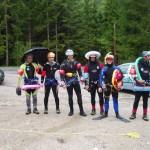 rafting canyoning tirol