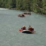 Rafting Tirol Imsterschlucht