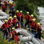 Rafting Zillertal Mayrhofen Tirol Canyoning