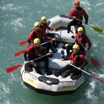 Rafting Zillertal Mayrhofen Ziller Tirol