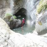 schluchten zillertal canyoning