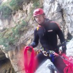 sicherheit canyoning rafting