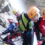 tirol mayrhofen canyoning
