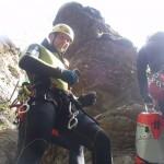 vorbereitung canyoning zillertal