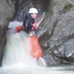 wasser canyoning mayrhofen
