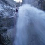 wasserfall canyoning zillertal